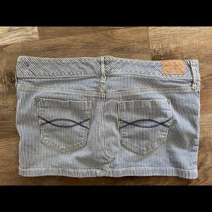 Abercrombie and Fitch  mini skirt size 6